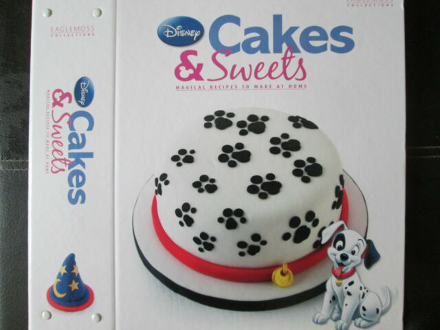 DISNEY CAKES AND & SWEETS CAKE SWEETS RECIPE MAGAZINE BACK ISSUES 1-49 SPRING