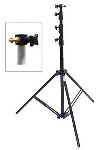 13-Foot-Telescoping-Mast-Tripod-For-Portable-Antennas-Elevated-Cameras-amp-WiFi
