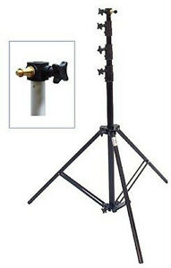 13 Foot Telescoping Mast / Tripod For Portable Antennas