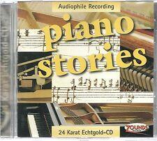 Albrecht, Thomas Piano Stories Zounds 24 Karat Gold CD