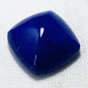 Echter Blauer Lapislazuli Antik Cabochon 7.0ct 12x12mm