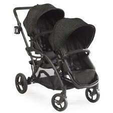 Contours Options Elite Tandem Stroller in Black Carbon Brand New!!!