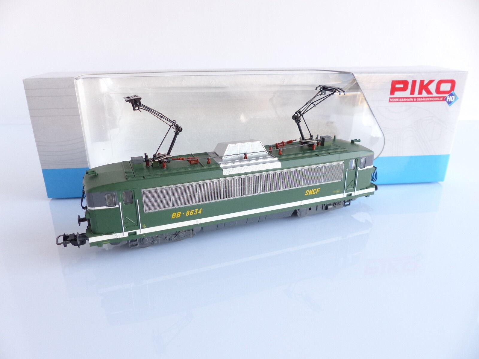 PIKO 96511 LOCOMOTIVE ELECTRIQUE BB 8634 DEPOT DE TOULOUSE