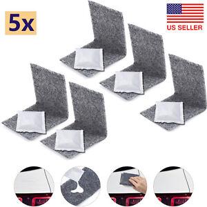 Nano Sparkle Cloth for Car Scratches 5 Pcs Nano Cloth Scratch Remover