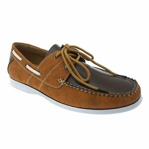 aldo rossini men's loafer  casual comfort slipon boat