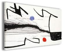 Quadri famosi Joan Mirò vol I Stampa su tela arredo moderno arte design canvas