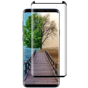 SAMSUNG-GALAXY-S9-PLUS-TEMPERED-GLASS-SCREEN-PROTECTOR-CURVED-CASE-FRIENDLY