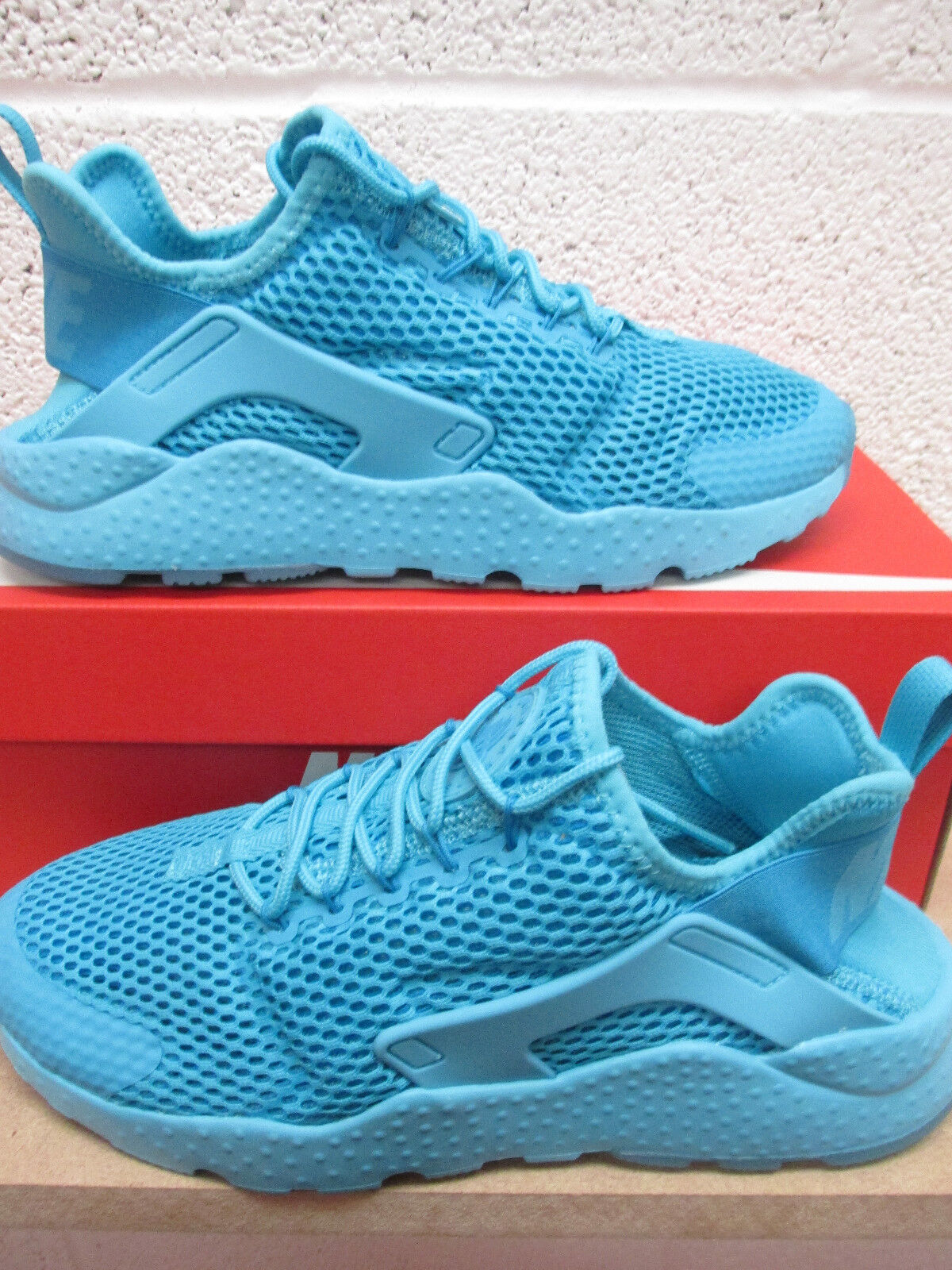 Nike Wo Hommes Huarache Run Ultra BR BR Ultra Trainers 833292 400 Baskets Chaussures 9b955c