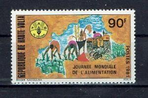 Burkina Faso Minr 840 Neuf Apparence éLéGante