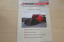 158998) Trioliet Futtermischwagen Prospekt 200?