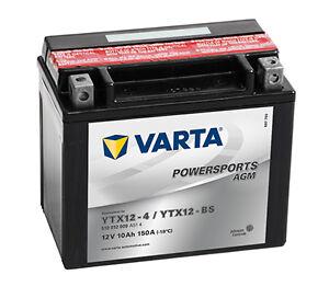 Batterie-moto-Varta-YTX12-4-YTX12-BS-12V-10ah