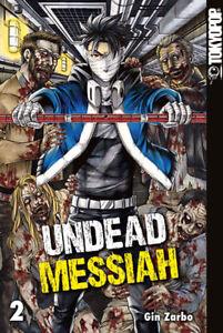 Uni Undead Messiah 2-allemand-tokyopop-manga - Article Neuf-afficher Le Titre D'origine Acheter Un Donner Un