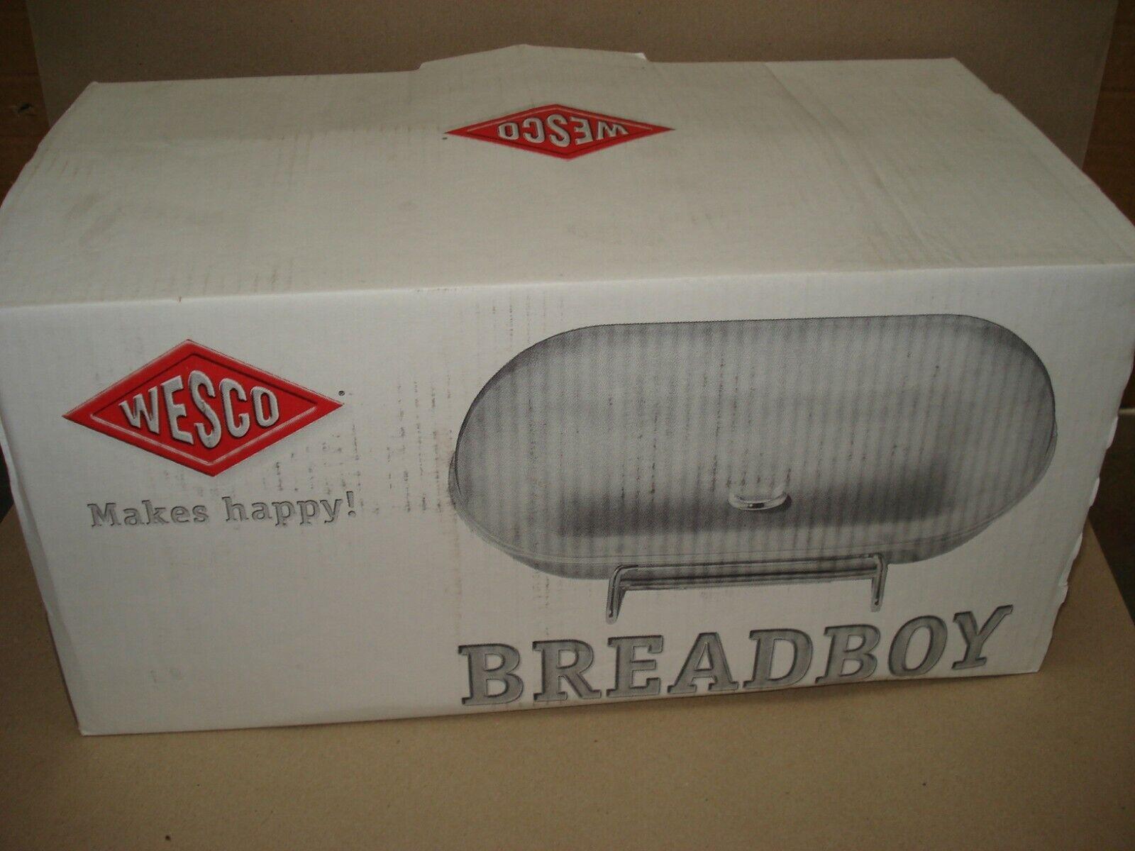 Wesco Breadboy pain rose Bin-non utilisé