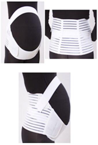 1 Elastic Pregnancy Tummy Support White Belt ro Reduce Wife/'s Pain Birthday Gift