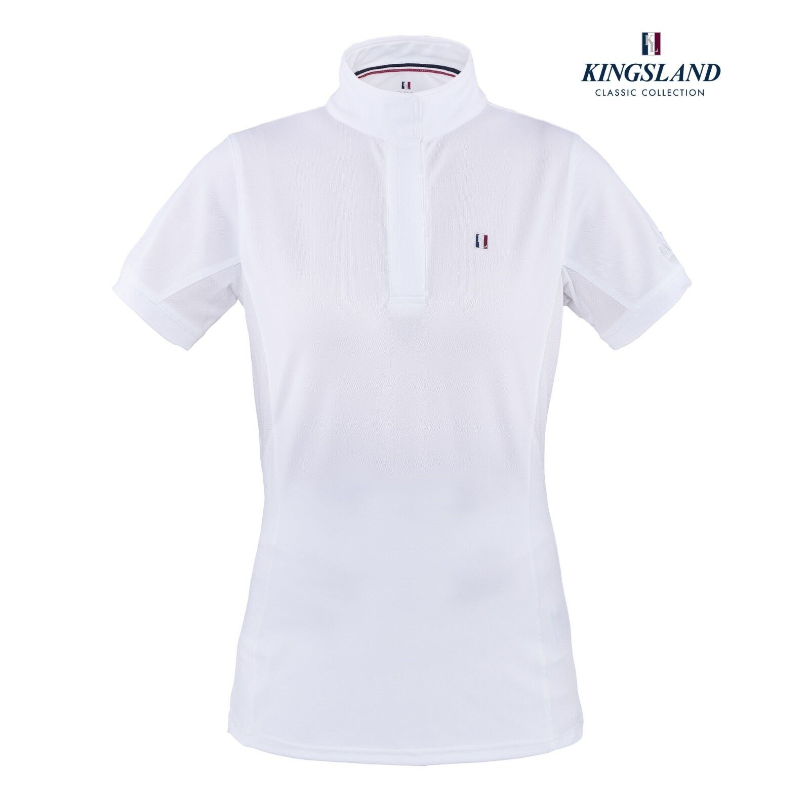 Show Shirt Equestrian Kingsland Ladies horse Riding Reduced to Clear