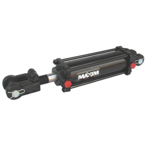 """MAXIM 218-333 Hydraulic Cylinder,3/"""" Bore,4/"""" Stroke"""