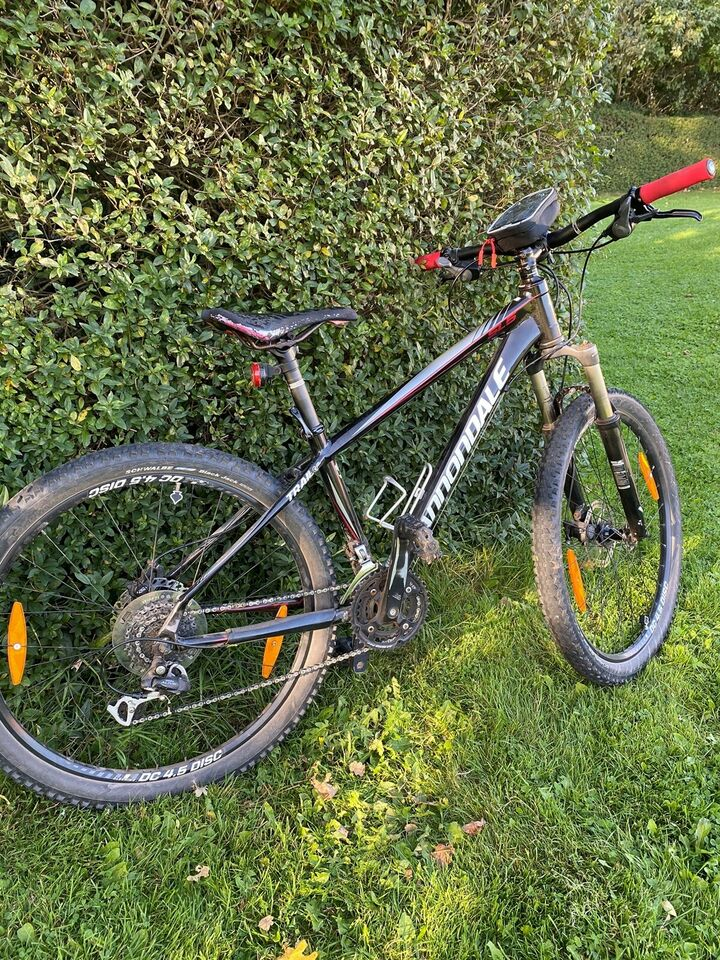 Cannondale Trail SL5, hardtail, M tommer