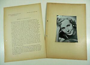 ANNELIESE-ROTHENBERGER-Orig-1952-DGG-Presse-Info-PROMO-Foto-Kuenstler-ARCHIV