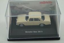 Märklin Modellauto 1:87 H0 Mercedes-Benz 200 D
