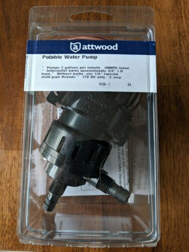 Attwood Potable Water Pump 6126-7