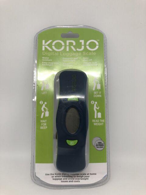 Korjo Digital Luggage Scale - DLS83 BRAND NEW IN PACKET