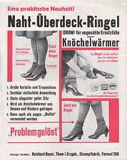 Thum erzg., PROSPEKT 1930 Reinhard Beyer calza-fabbrica cuciture-sul ponte-cuciture