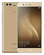 "Open Box Huawei P9 EVA-L19 32GB Dual 5.2"" LTE Factory Unlocked Smartphone-Gold"