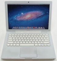 "Apple Macbook 13"" A1181 2.4GHz C2D 2GB Ram 160GB HD EMC 2242 MB403LL/A Grade C"