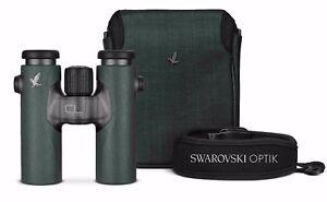 Swarovski-Fernglas-CL-Companion-10x30-gruen-mit-Zubehoerpaket-Wild-Nature
