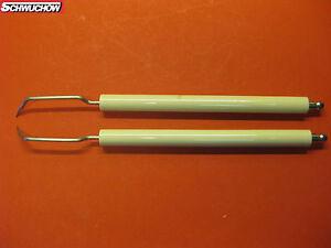Zuendelektroden-2-Stueck-Scheer-HP-VII-links-rechts-Elektrodensatz-Zuendelektrode