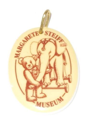 Original Steiff Zubehör Porzellanplakette Steiff Museum