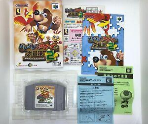 Banjo-Kazooie-Great-Adventure-2-Complete-Nintendo-64-N64
