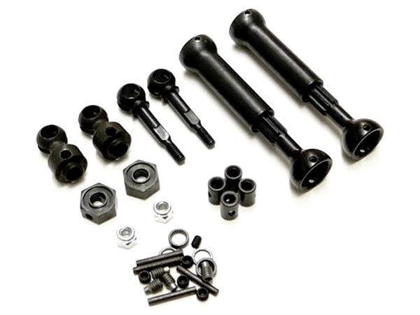 MIP X-Duty CVD Kit Rear with Keyed Axles for Traxxas 1/10 Slash 2WD/4X4 & Rally