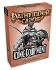 Pathfinder Item Cards Iconic Equipment by Paizo Staff 9781601255365 2013