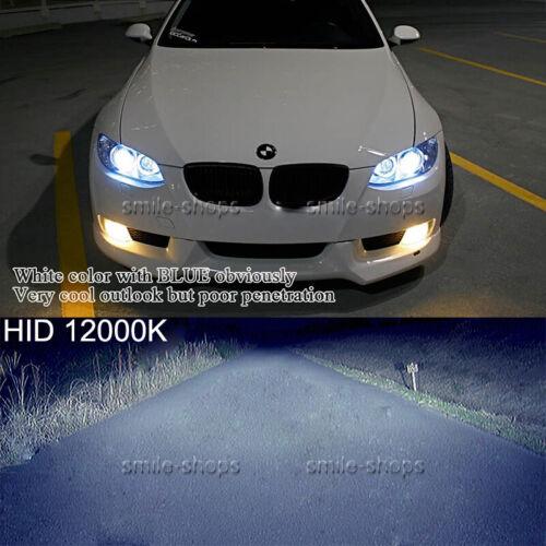 55W Gold HID Xenon Conversion Kit H4 H7 H11 H13 9003 9006 6K 5K Hi-Lo Bi-Xenon