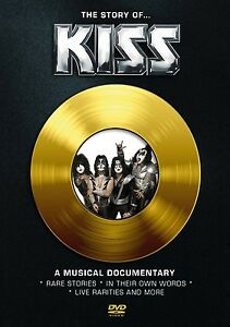 KISS-The-Story-of-Kiss-DVD-NUOVO