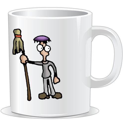 Getshirts-daedalic Official merchandise-taza-Edna rompe de-droggelb...