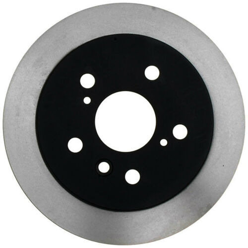 Disc Brake Rotor-Coated Rear ACDelco Advantage 18A1604AC