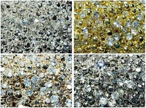 100Pcs-Top-Quality-Czech-Crystal-Rhinestone-Pendant-Spacer-Beads-4mm-5mm-6mm-8mm