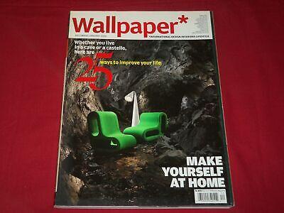 2006 Decjan Wallpaper Magazine No 84 Design Improve