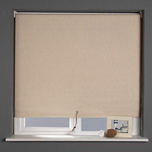 Sunlover lin Straight Edge store avec cuir dentelle Pull 90 cm largeur