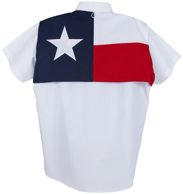 4ca0548624c5e Tiger Hill Ladies Texas Flag Fishing Shirt - Short Sleeves for sale ...
