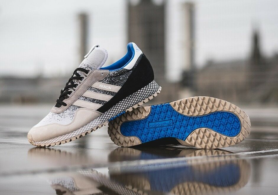 Adidas York X Hanon Consortium Baskets Taille UK9 Casuals