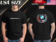 Bmw Performance Logo T Shirt Unisex Clothing New Fast Shipping