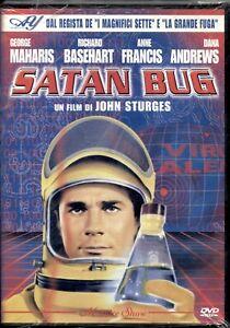 SATAN-BUG-John-Sturges-DVD-NUOVO-E-SIGILLATO-PRIMA-EDIZIONE-FUORI-CATALOGO