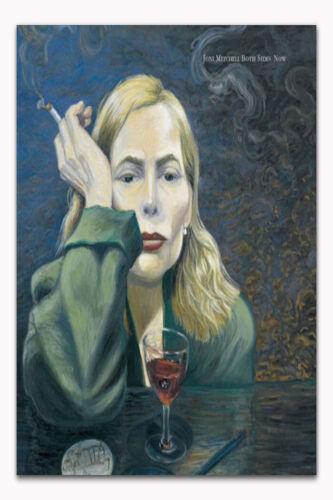 30 24x36 Poster Joni Mitchell Both Sides Now Music Album T-1041