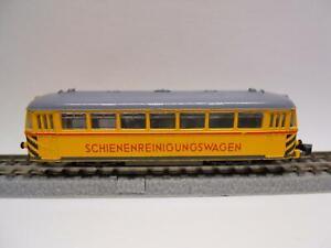 MARKLIN-Miniclub-8802-Schienenreinigungs-Moteur-Voiture-35270