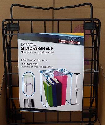 Extra Tall 12 Quot Lockermate Stac A Shelf Wire Locker Shelf