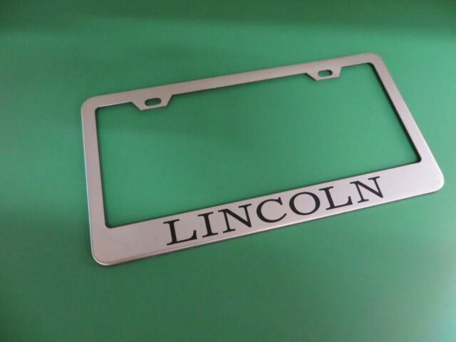 """1pc /"""" JEEP /"""" Stainless Steel license plate frame"""