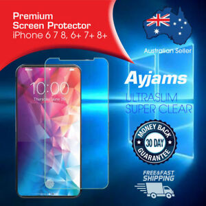 2X-Premium-Tempered-Glass-Screen-Protector-for-Apple-iPhone-6-7-8-Plus-X